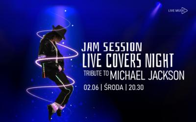 JAM SESSION – tribute to Michael Jackson