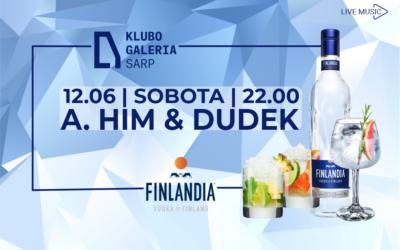FINLANDIA NIGHT | sobota | 12 czerwca